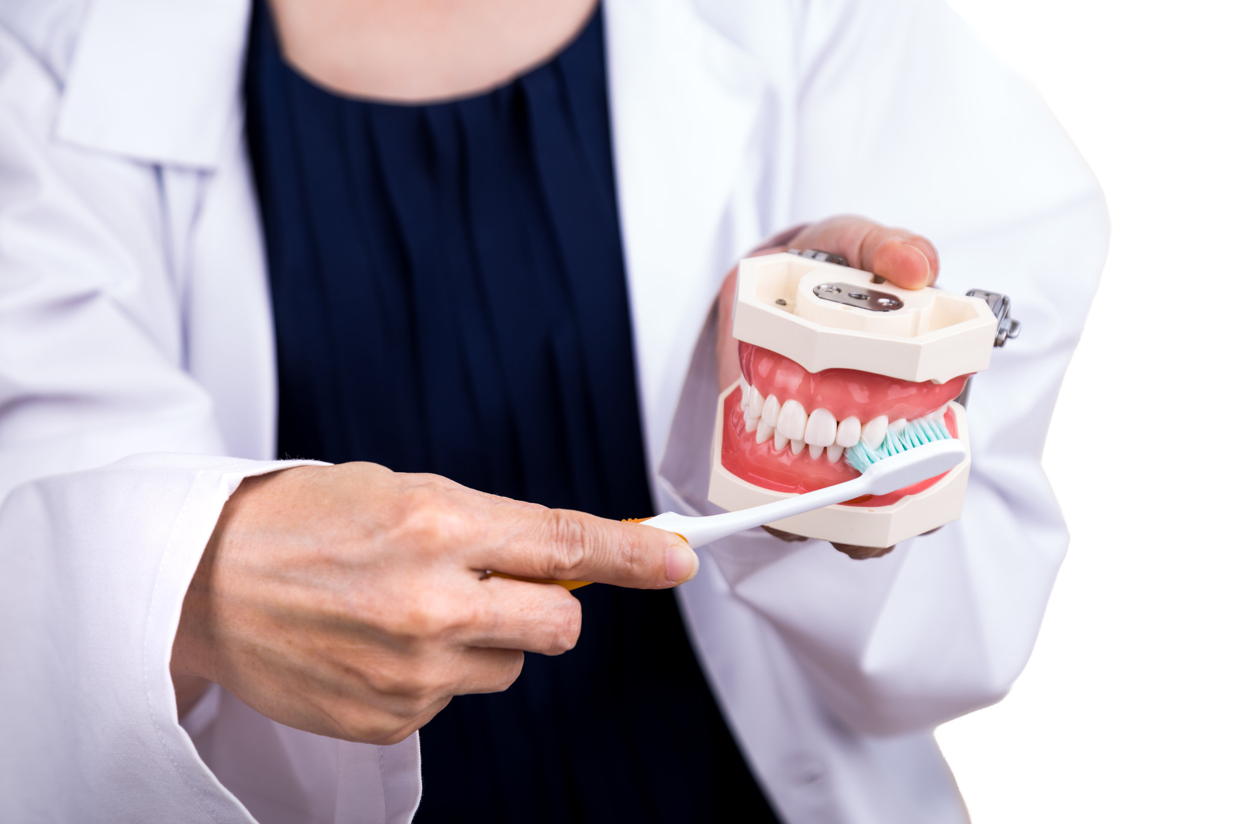 Gum Disease & Treatment -