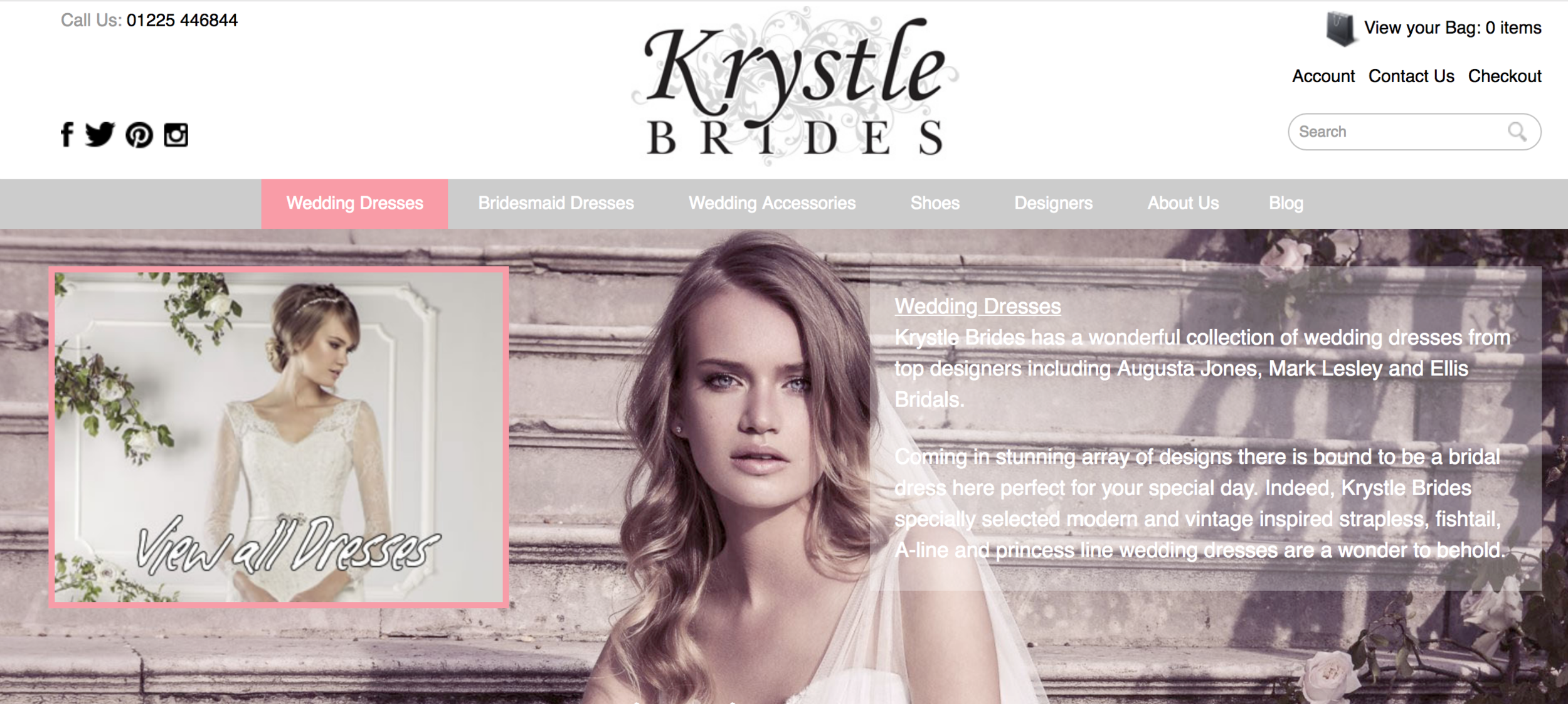 Krystle Brides - James Street Bath