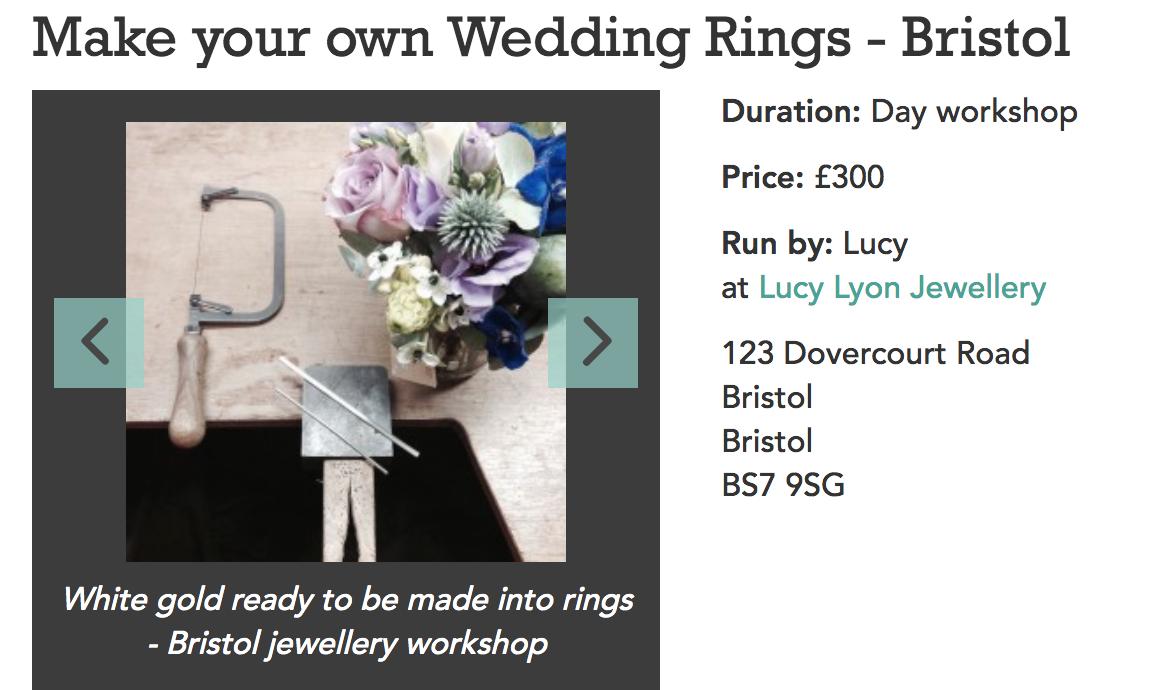 Lucy Lyton Jewellery - Bristol