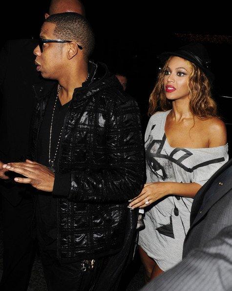 Jay-Z & Beyonce. Mahiki.jpg