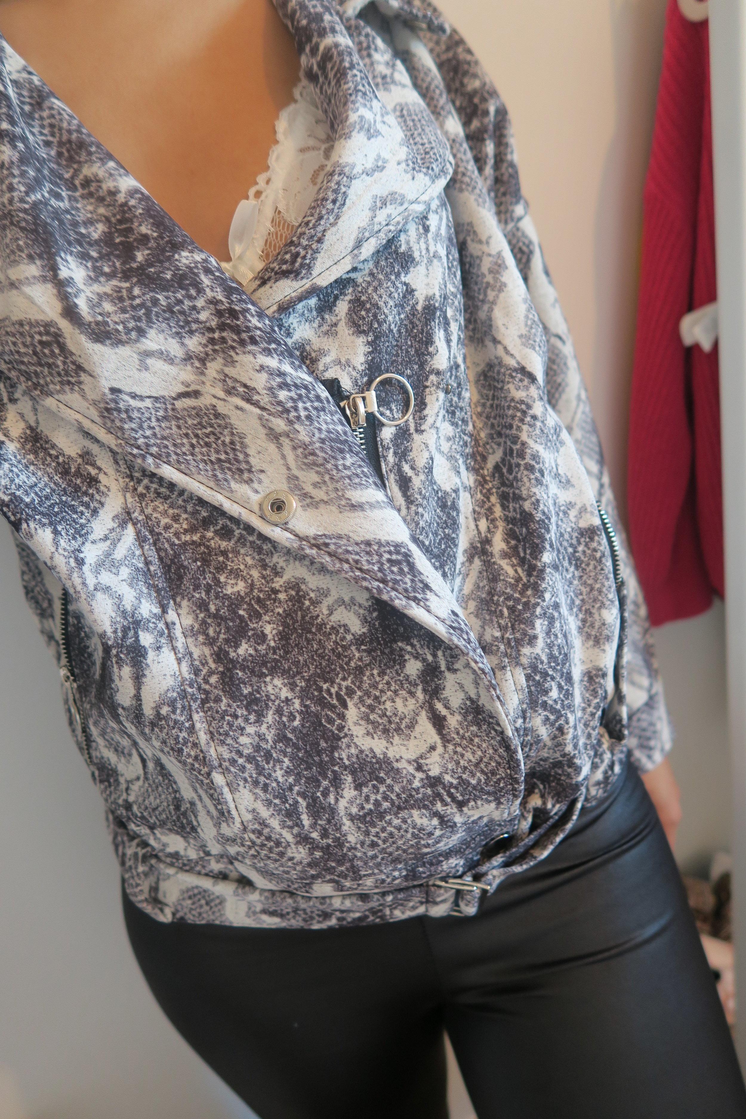 Femme Luxe Jacket