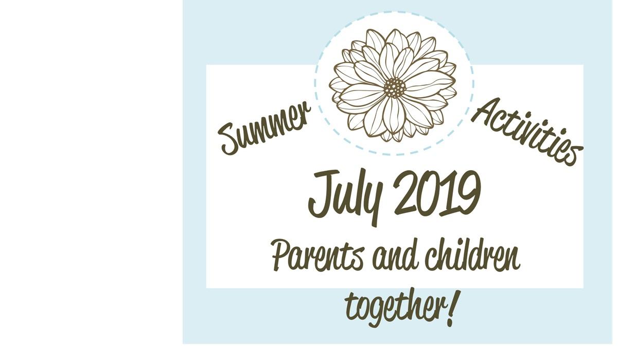 Enjoy Summer 2019 at The Story Garden -