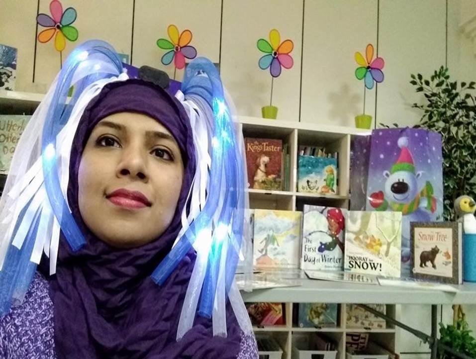 - Ms. Bushra - Coordinator and Reader