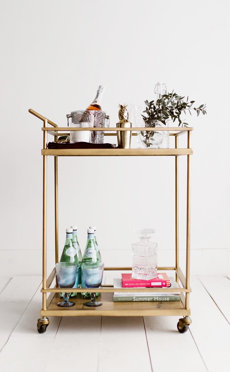 Lindsey Grace Interiors Bar Cart Styling 5.JPG