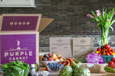 Purple Carrot  - A plant based meal delivery service.