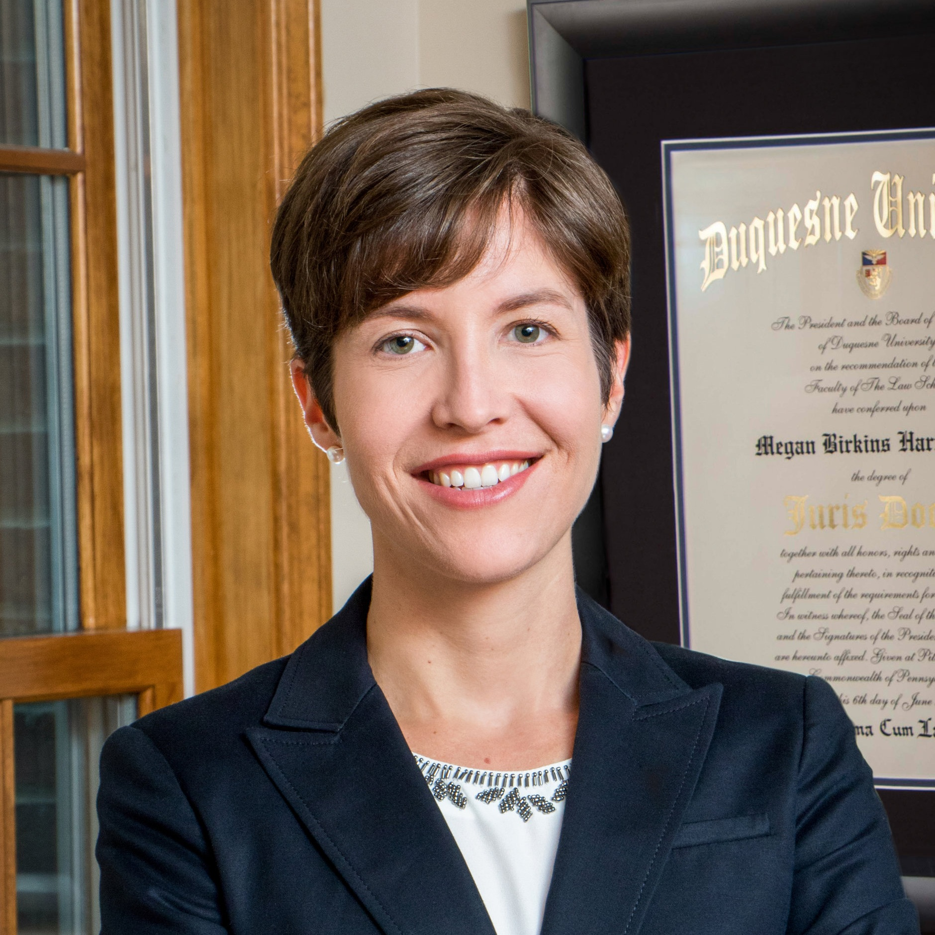 Megan Harris-Pero Legal Council Beyond My Battle Board Member
