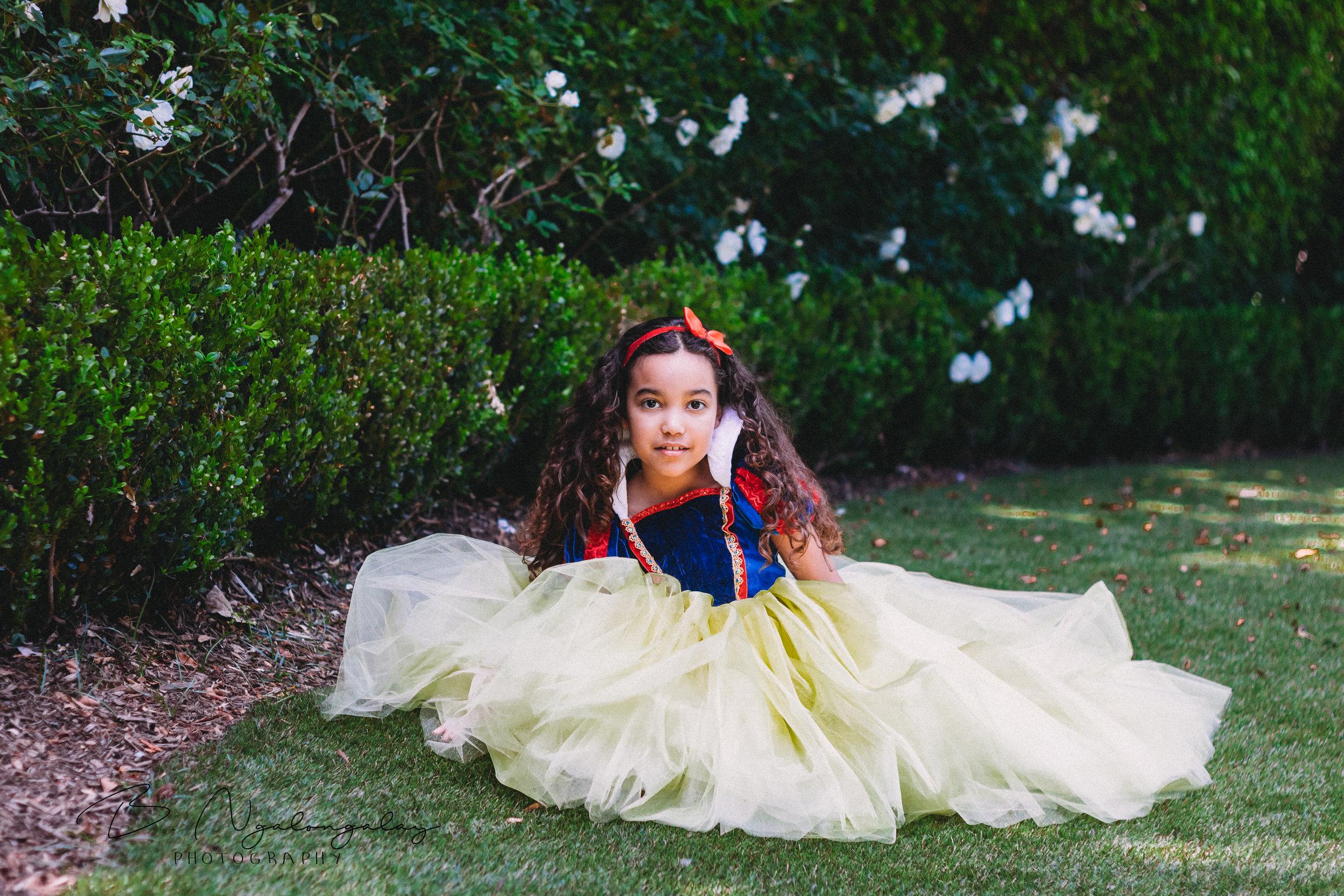 Disney Inspired Belle Gown by Ella Dynae