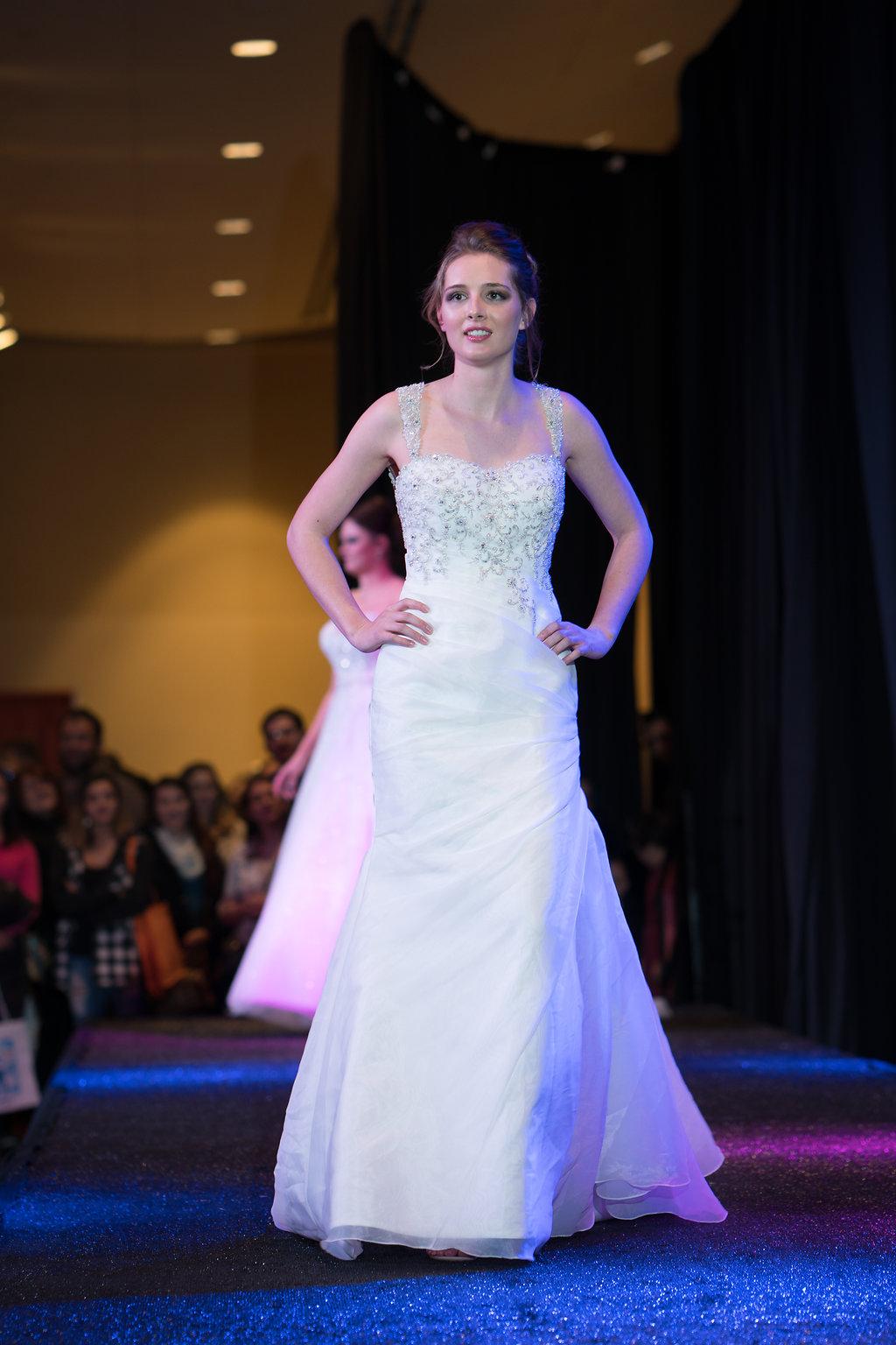 wedding gown for beach destination