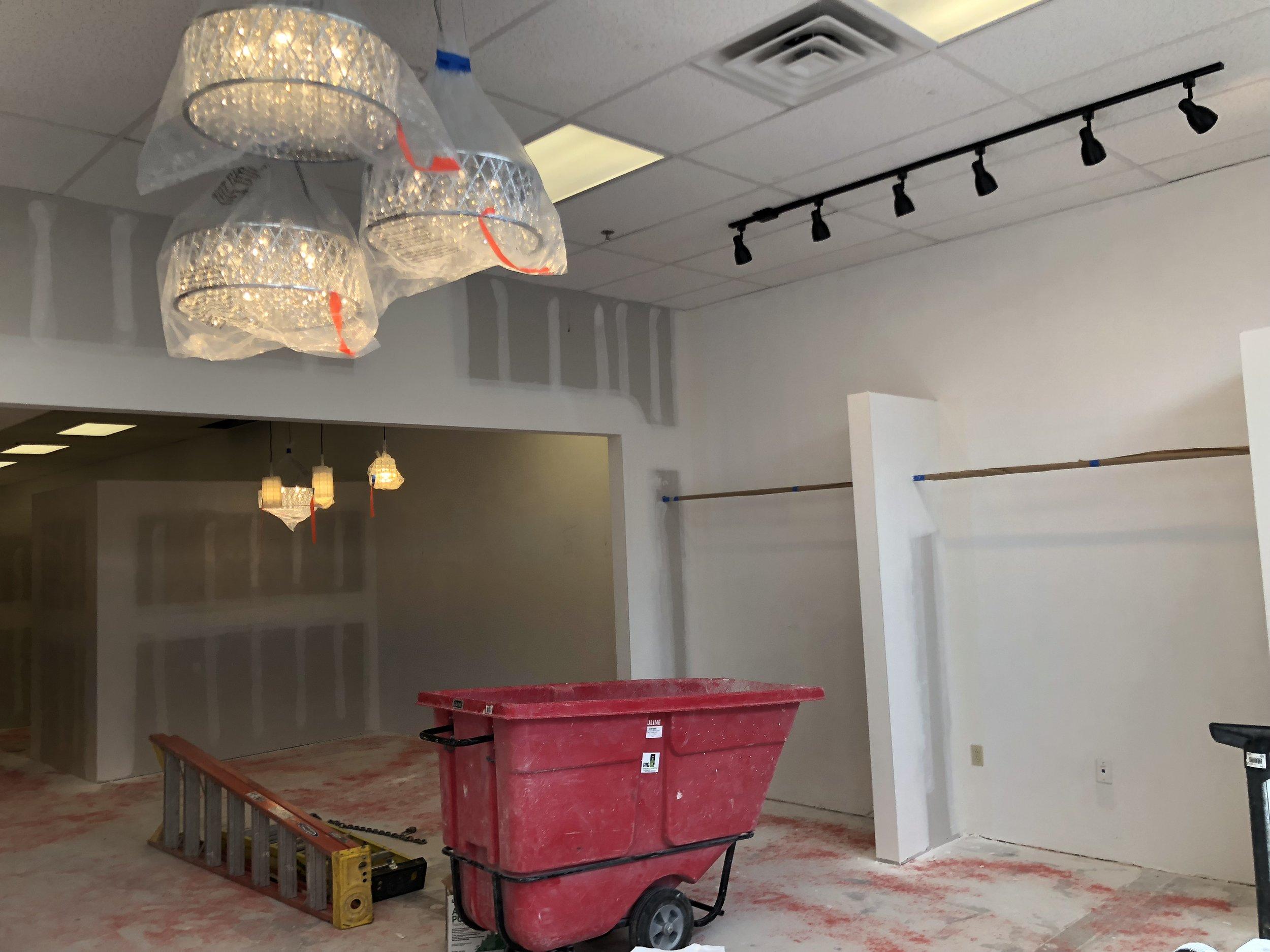 building Albuquerque's newest bridal salon