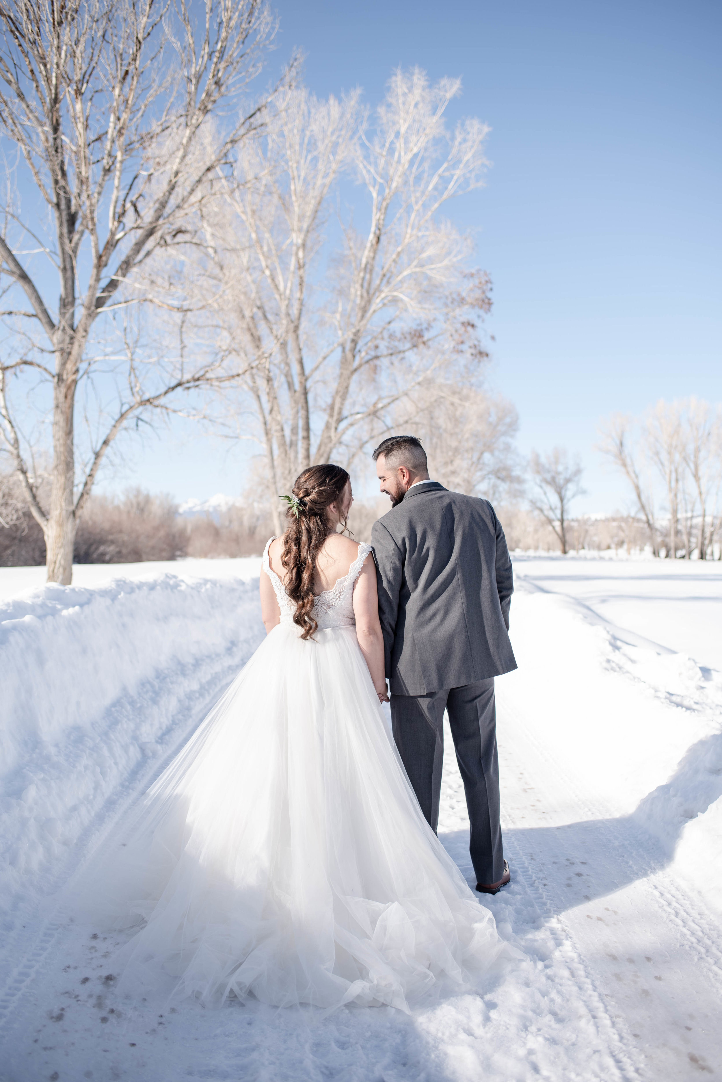 wedding dress barn weddings, Chama, NM, Log River Ranch.jpg