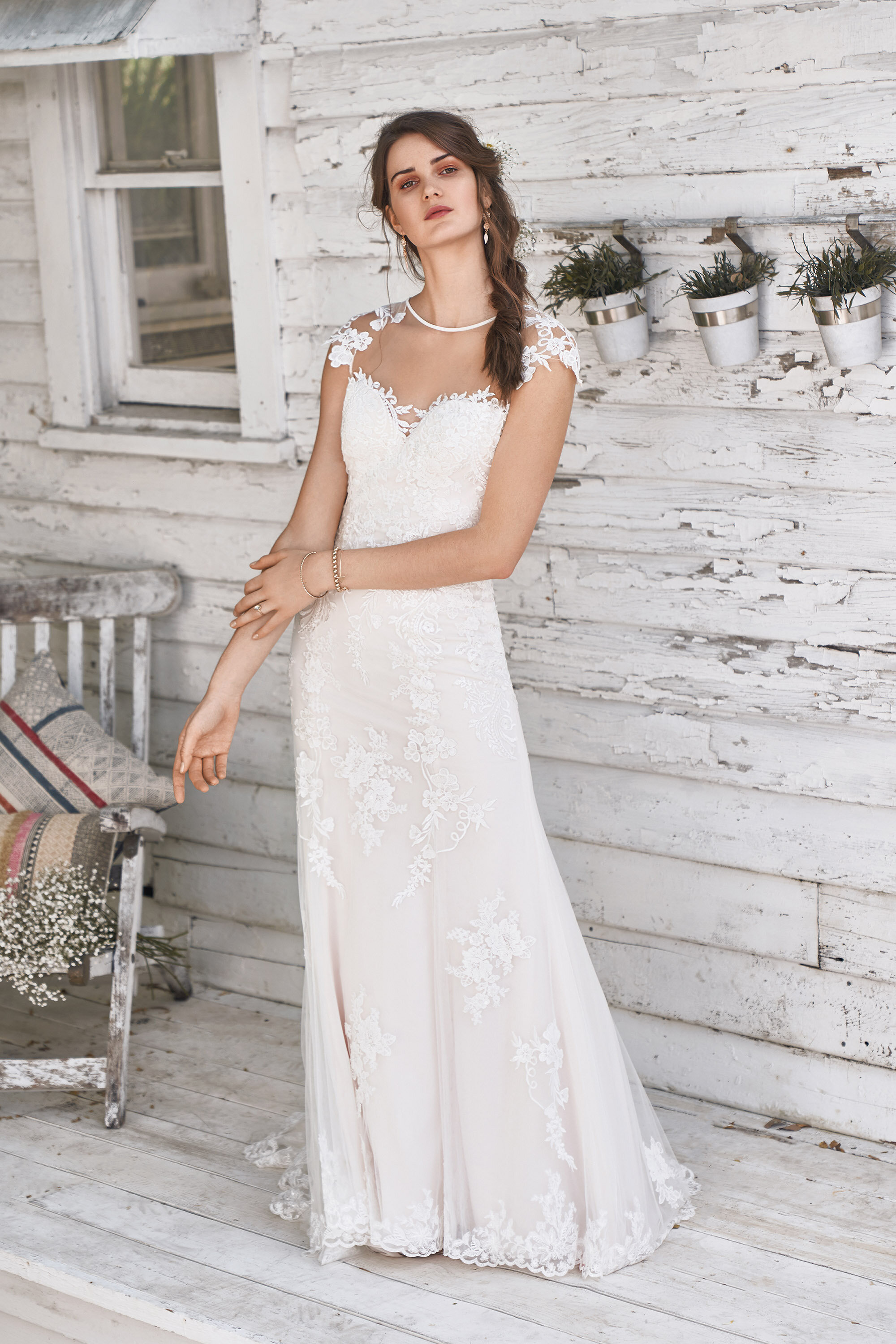 Casual Bridal Gowns — Uptown Bride