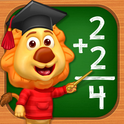 Math Kids - It's never too early to start your child's education. Preschoolers, kindergarteners, toddlers, and older kids are eager to learn their ABCs, counting, addition, subtraction, and more! The best way to encourage that is to share smart, well-made educational apps and games with them on a daily basis.Math Kids is a learning game designed to teach young children numbers and mathematics. It features several mini-games that toddlers and pre-K kids will love to play, and the more they do the better their math skills will become! Math Kids will help preschoolers, kindergartners, and 1st graders to learn to identify numbers and start training with addition and subtraction puzzles. They'll have a great time completing games and earning stickers, and you'll have a great time watching them grow and learn.