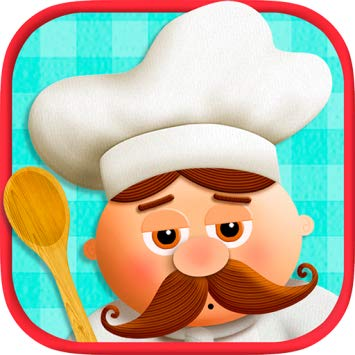 Tiggly Chef - Tiggly Town's greatest, most mustachioed Chef tells you what he needs to prepare his preposterously silly recipes, and you help by adding the exact number of ingredients Chef asks for to get the recipe right. You can even suggest your own recipes to Chef. While ingredients are added, mathematics symbols appear on screen explaining your actions, helping you naturally learn numbers and early addition concepts; surely Chef will encourage you to follow instructions and think flexibly!