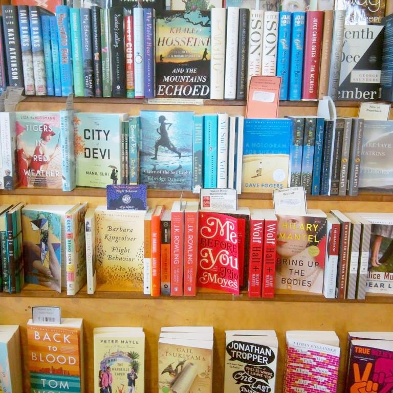Pegasus Books - 5560 College AvenueSelling fine new and used books in Oakland since... oh, a long time ago.