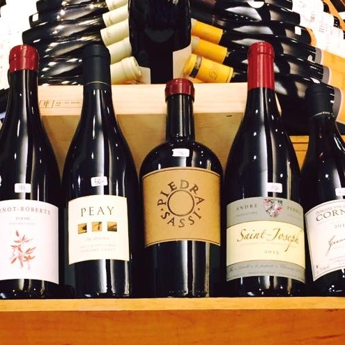 Paul Marus Wines - 5655 College AvenueWe carry European and domestic wines, with an emphasis on distinctive French, Italian, German, Austrian, Spanish, Eastern European, and Californian producers.