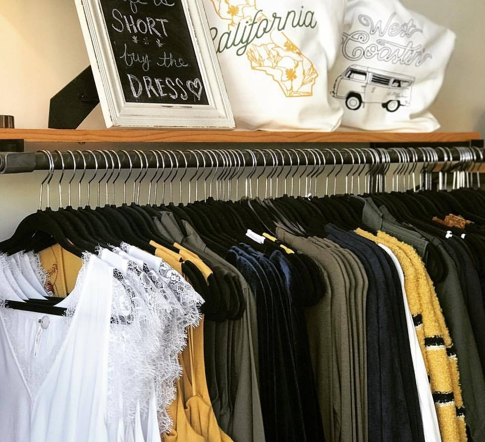 Crush on college - 5550 College AvenueWomen's boutique carrying BB Dakota, Jack by BB Dakota, Kensie, Kensiegirl, Theme, Voom, Max & Cleo, Alternative Apparel, Many Belles Down, Spanx, Kris Nations, Charlene K, J brand, Red Engine, DL 1961, and many more!
