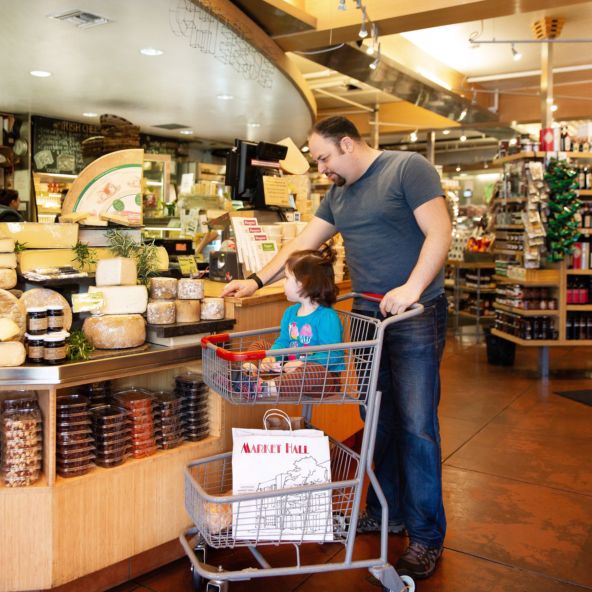 Market Hall Foods - 5655 College AvenueNationally recognized European-style market with artisanal cheese, deli, fresh pasta, specialty groceries and more.