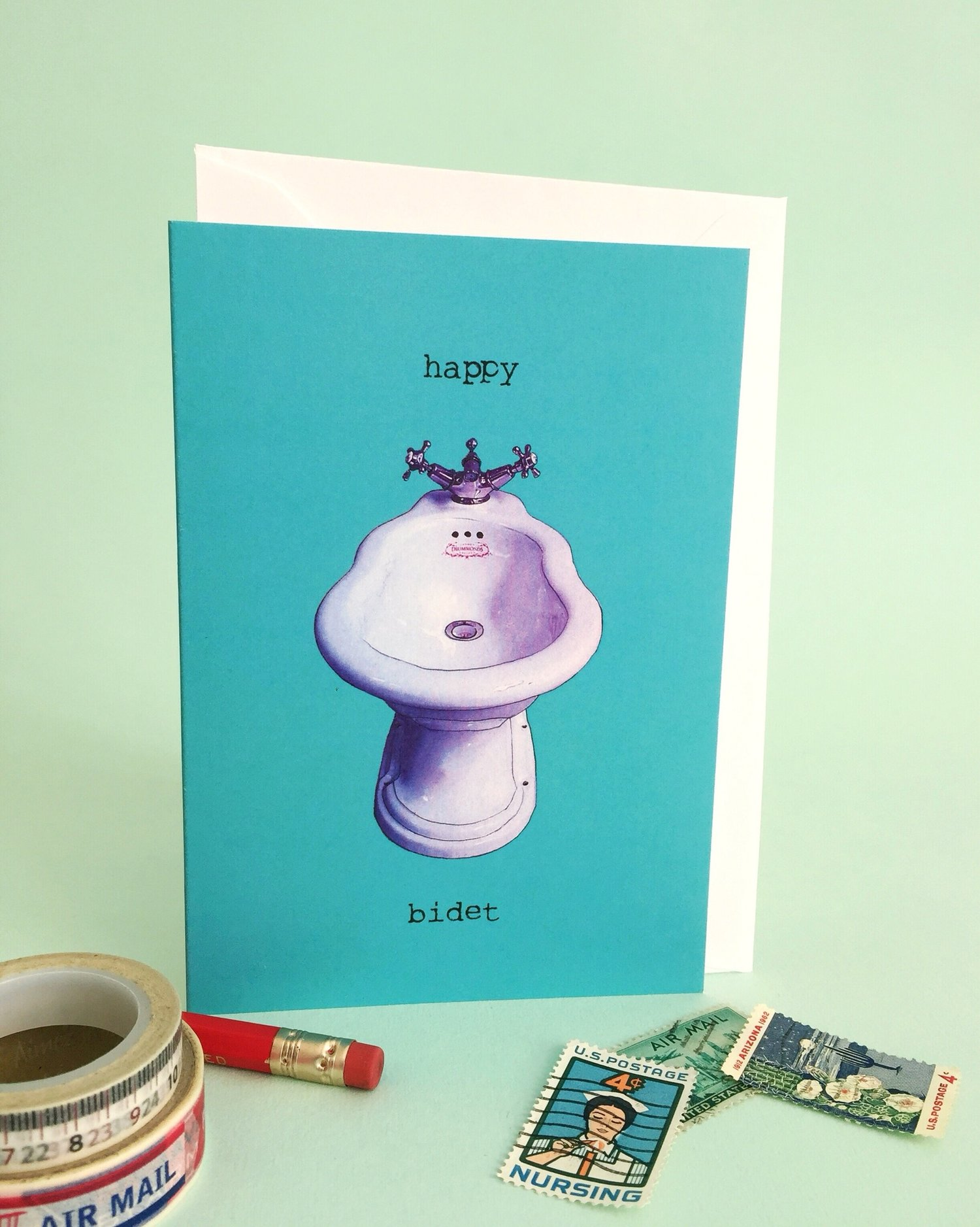 QUIRKY ILLUSTRATED CARDS