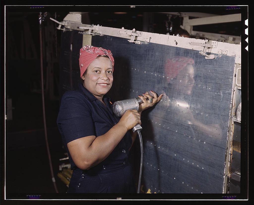 African American Women and the War Effort