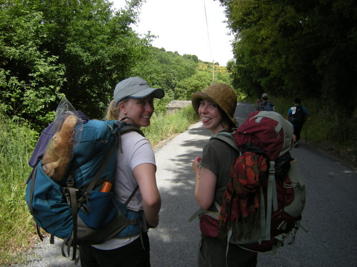 When have I felt the most confident? Probably while hiking the Camino de Santiago. If walking a minimum of 20 miles a day for a month doesn't convince you you're capable of anything, then I don't know what will!