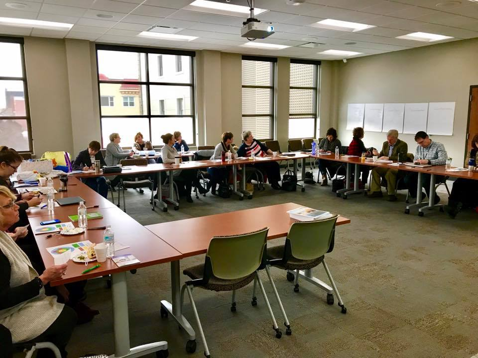 Quarterly coalition planning meeting