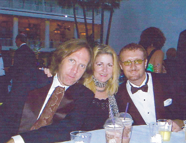 Mollura with Music Connection Editor Mark Nardone - BMI awards dinner.jpg