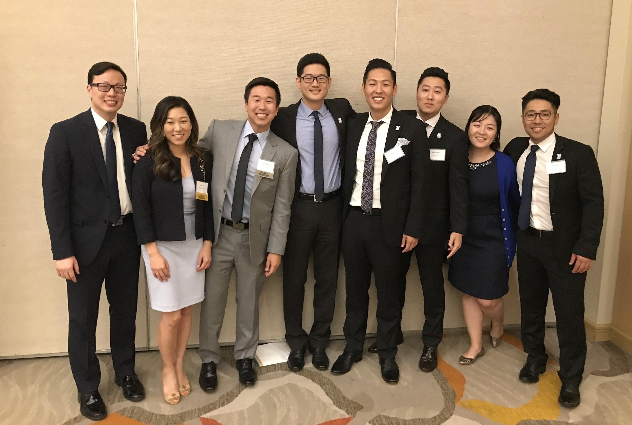 Orange County Korean American Bar Association's 12th Annual Installation Dinner & Awards Ceremony with KABA-SD folks.jpg
