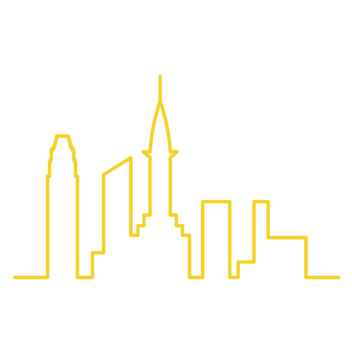 noun_city skyline_1396562_F5D327.png