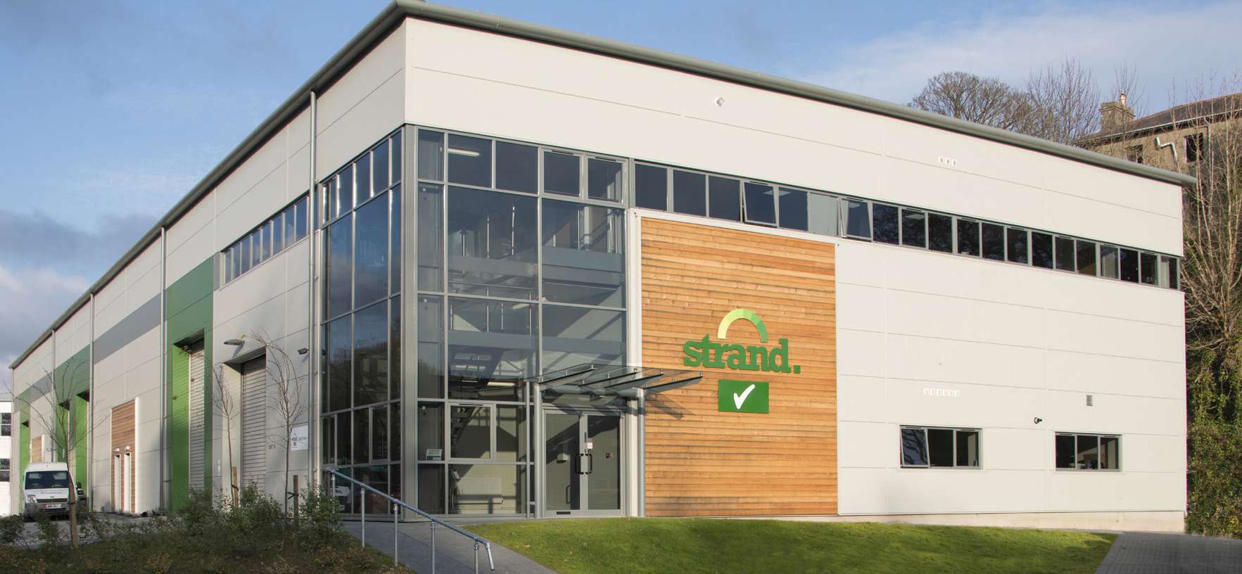 Strand Headquarters.
