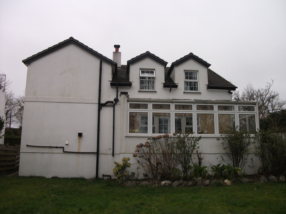Before the Extension