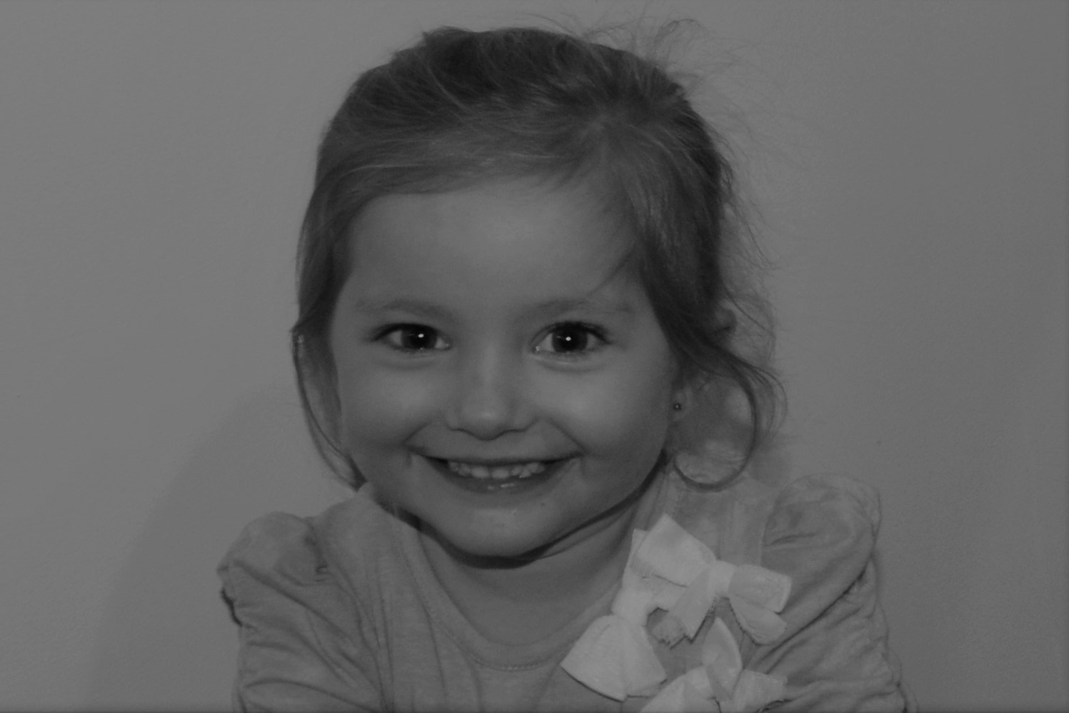 GISELLE - 4 YEARS OLD AND THIRD LITTLE WOMANINTELLIGENT, FUNNY, ATHLETIC, MODEL, LOVES SINGING AND DANCING, PLAY DOUGH, PAINTING, PLAYING DRESS UPS, STRONG WILLED AND EXPLORING THE GREAT OUTDOORS