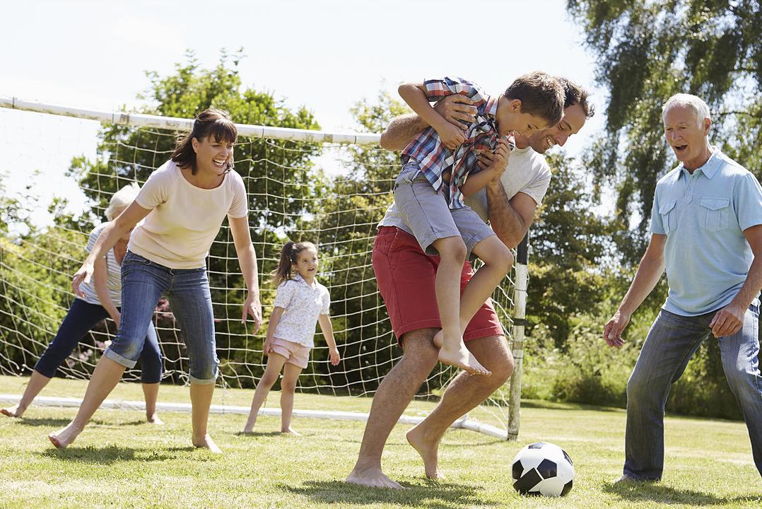 Increasing Natural Movement in Children