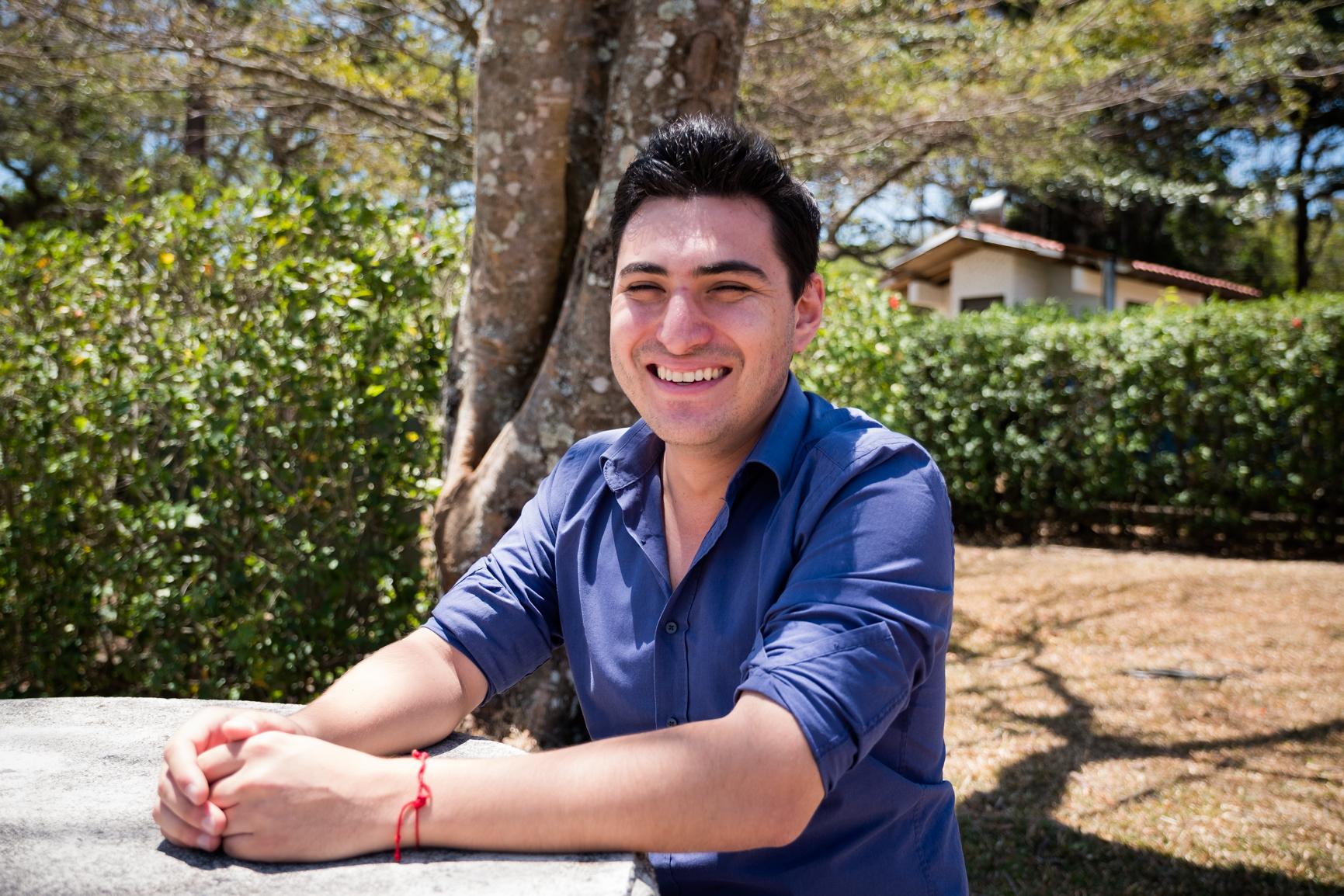 Mauricio León, méxico - Egresado Maestría en Resolución de Conflictos, Paz y Desarrollo - 2018
