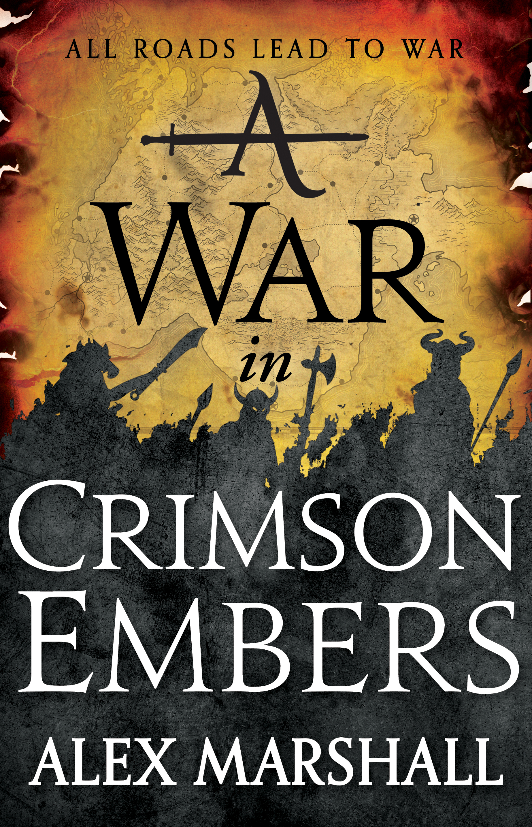 Marshall, Alex - A War in Crimson Embers - Cover.jpg
