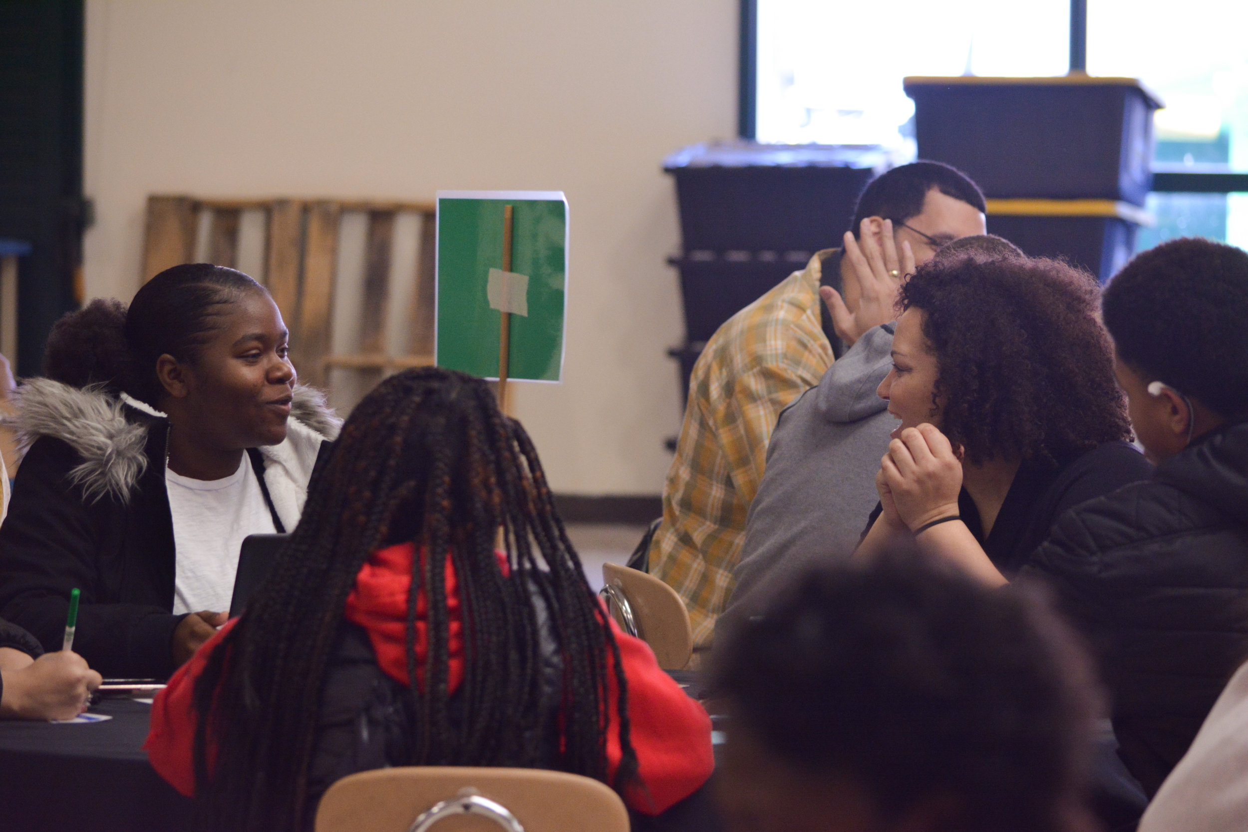 2019 Lunch & Learn at Reynold's High School