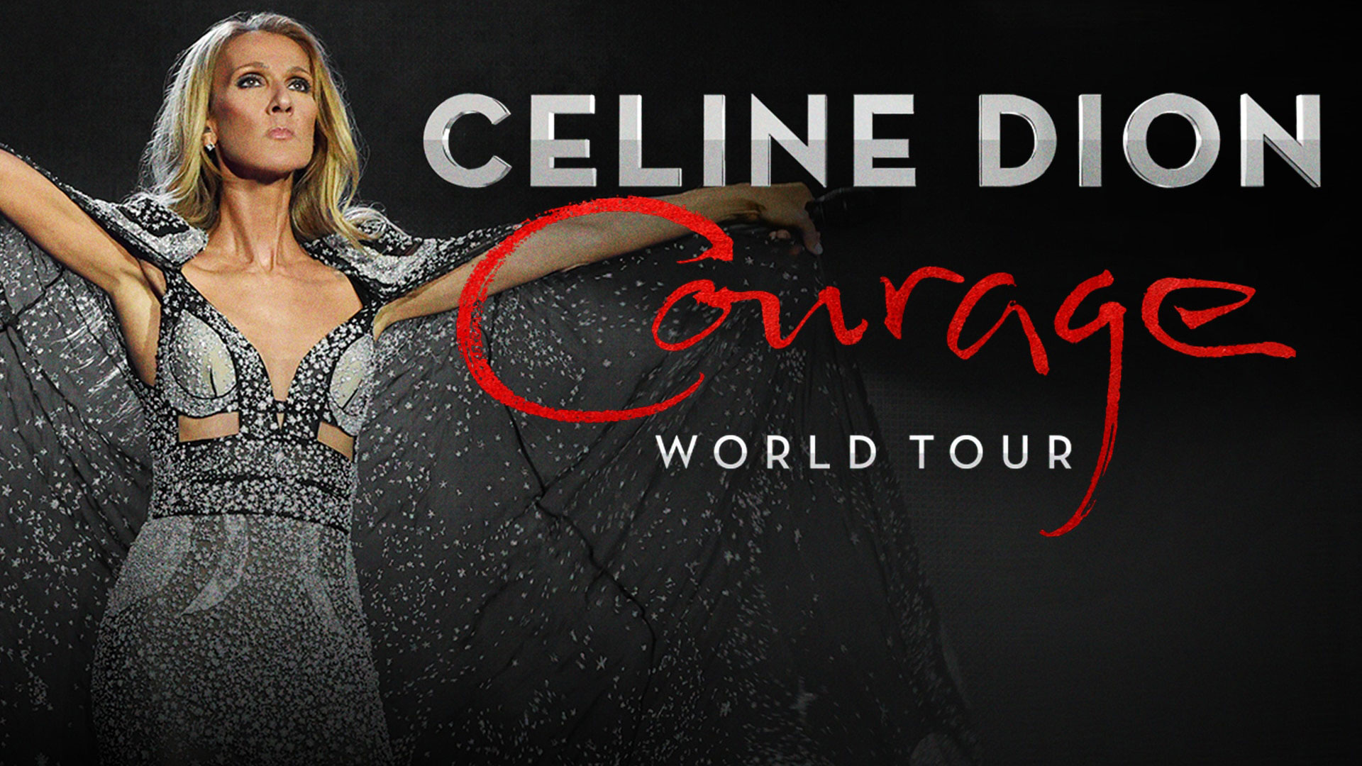 "Celine Dion: Courage World Tour - The Courage World Tour marks Celine Dion's first time touring in over a decade. In the past year, this international superstar has been featuring all her greatest hits from ""My Heart Will Go On,"" to ""The Power of Love,"" at her Caesars Palace Las Vegas residency, which concluded in June 2019. The event will be held on Monday, April 13, 2020; start time is 7:00pm at the Moda Center."