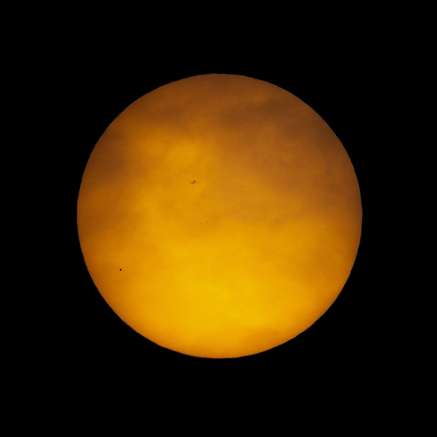Transit of Mercury 2017