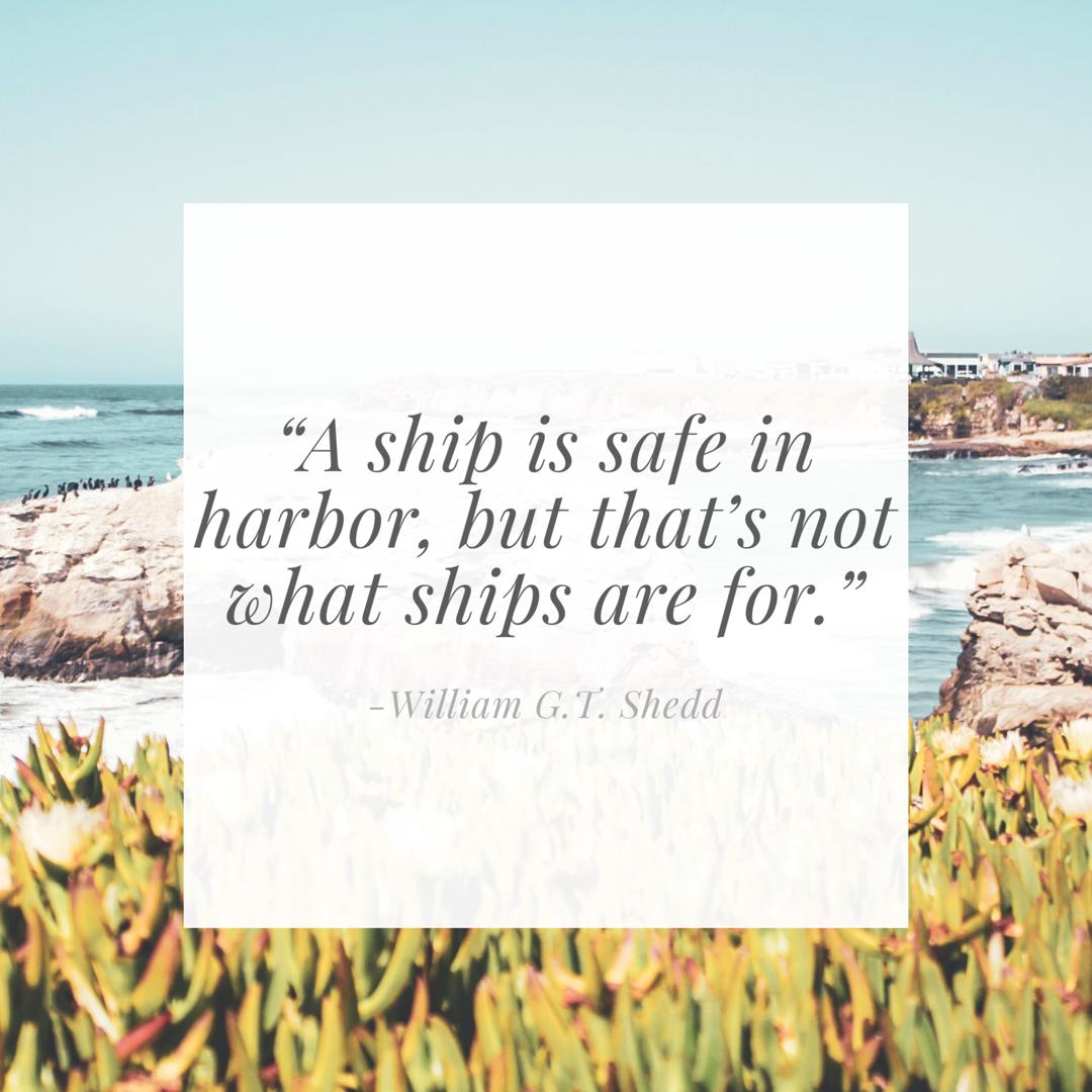 William GT Shedd quote