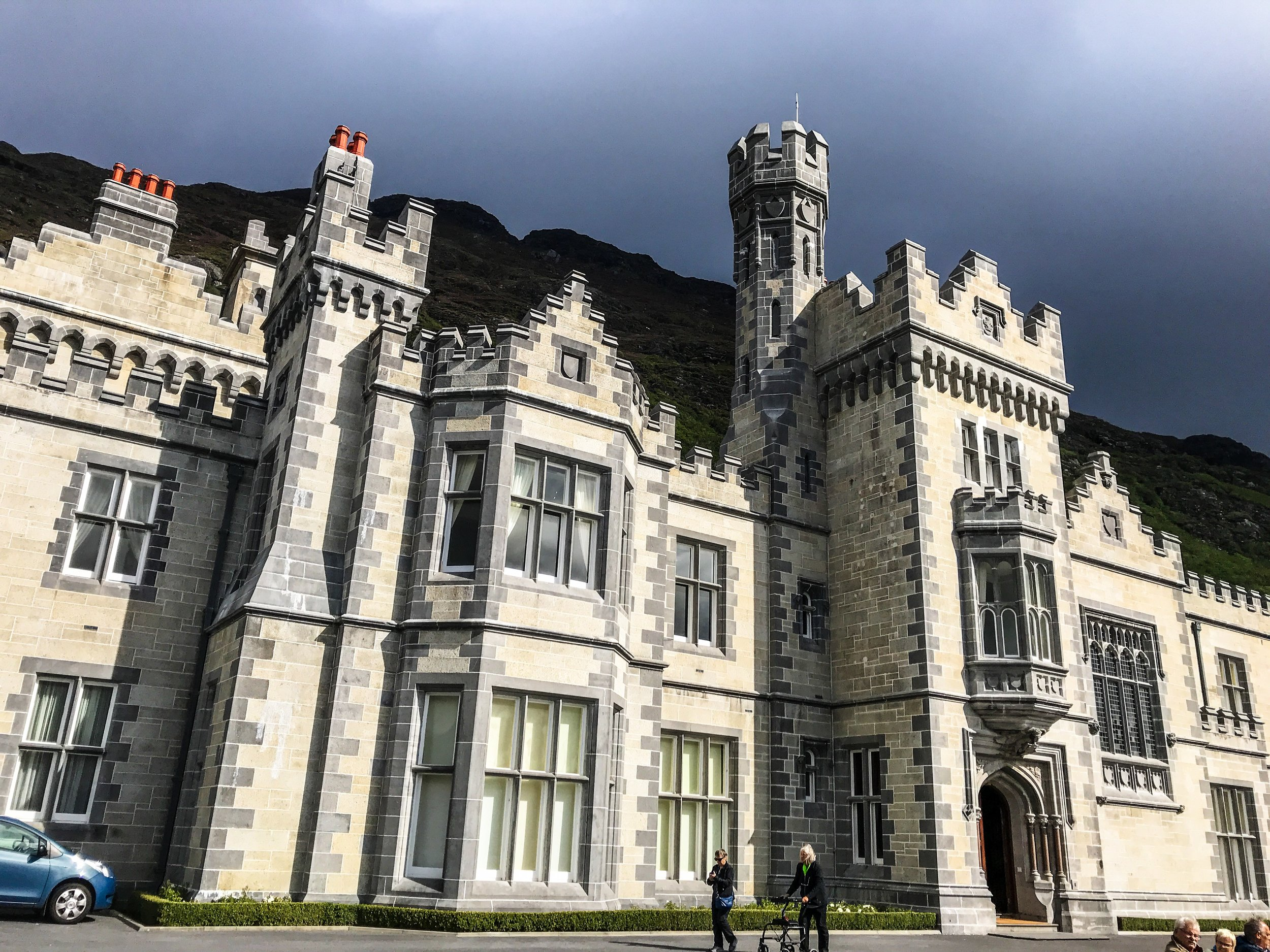 Kylemore Abbey -