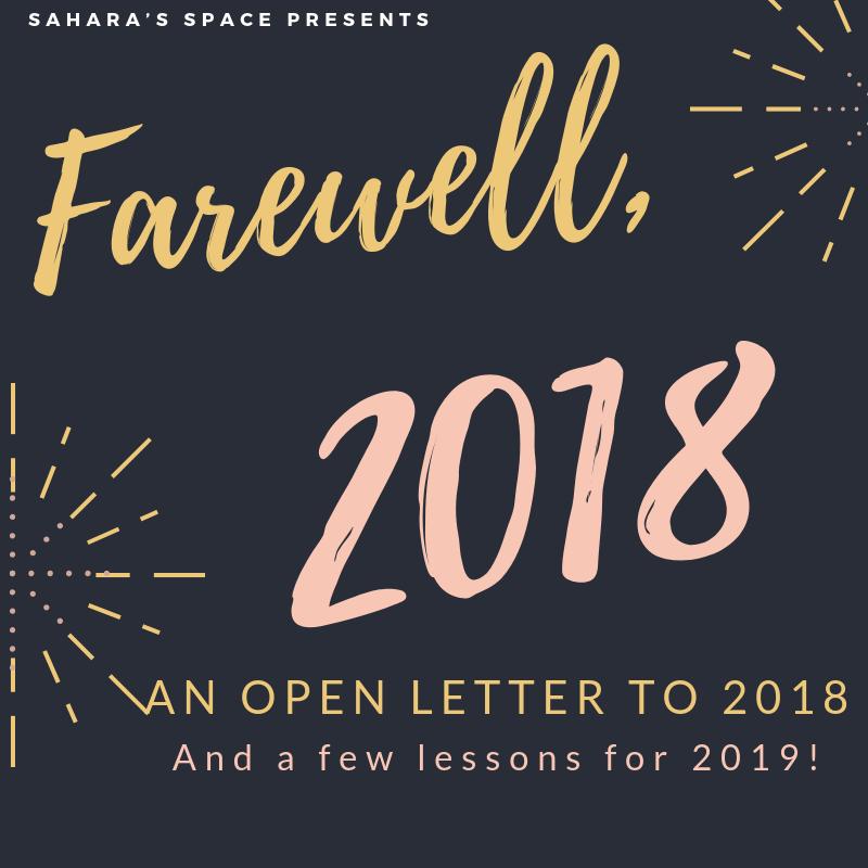 Farewell 2018