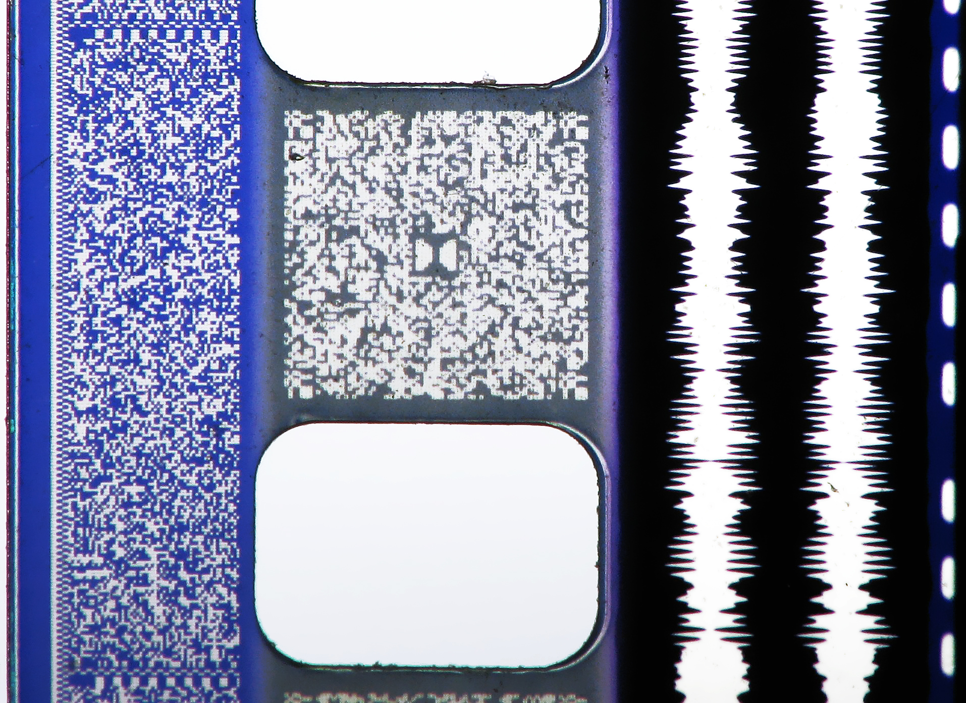 Oprical Sound - The optical sound technology for synching dialogue with a motion picture is about as old as talking pictures themselves. Few may be aware that It's the same technology used by naval ships to transmit secret codes, by Walt Disney to record his greatest film, and by proto-punk art-band Devo to produce weird sounds on their early recordings.Read article