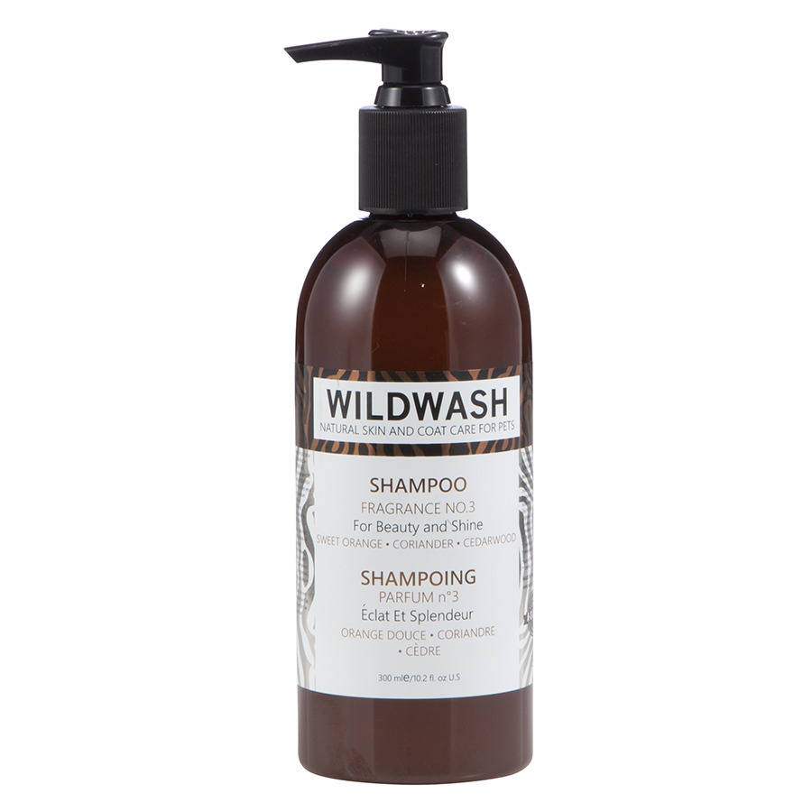 Shampoo for Dogs & Cats, £14.95 by Wildwash