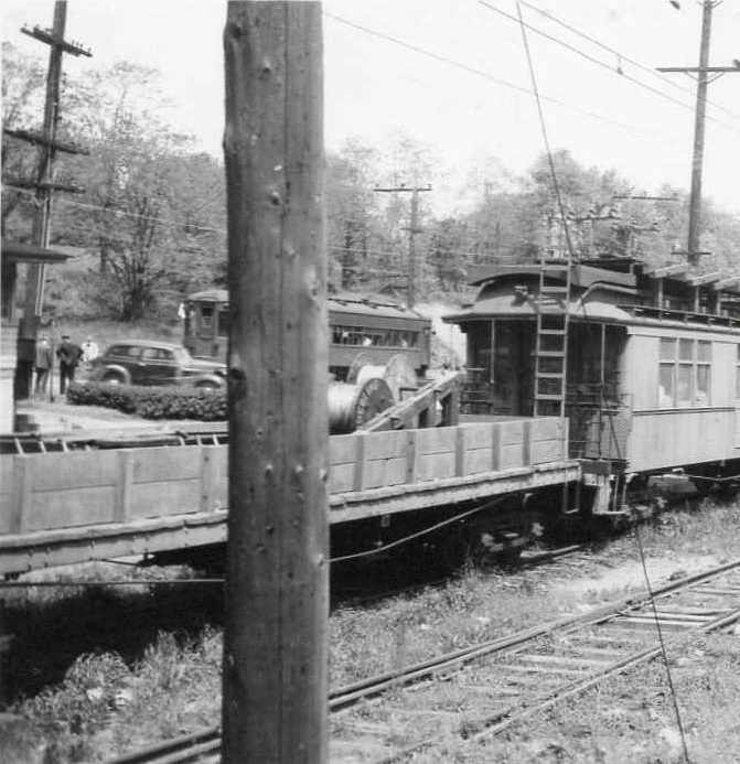 Baltimore & Annapolis Railroad, Linthicum Station. Date: Unknown. Source: Unknown.