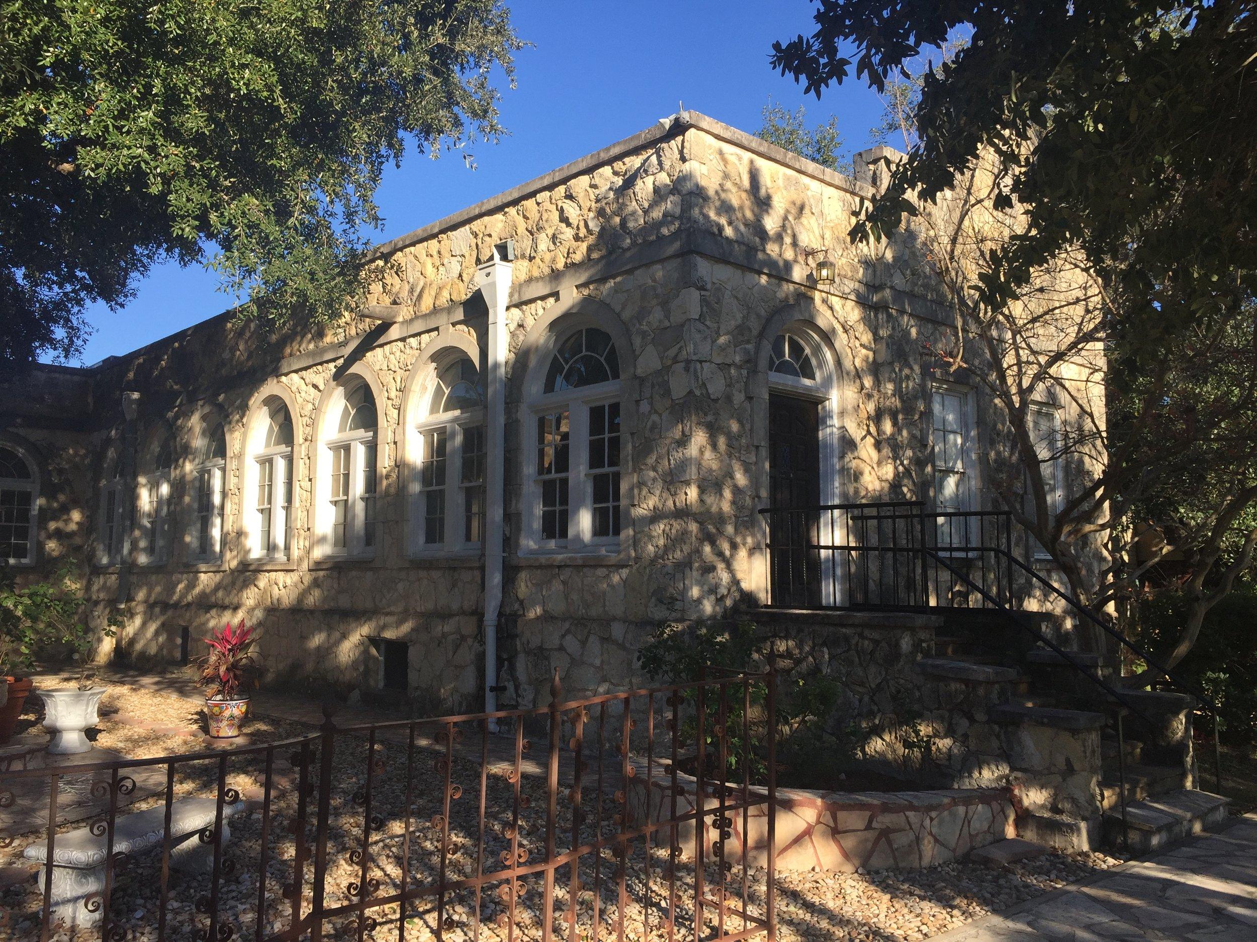 Mission San Jose Priest House.JPG
