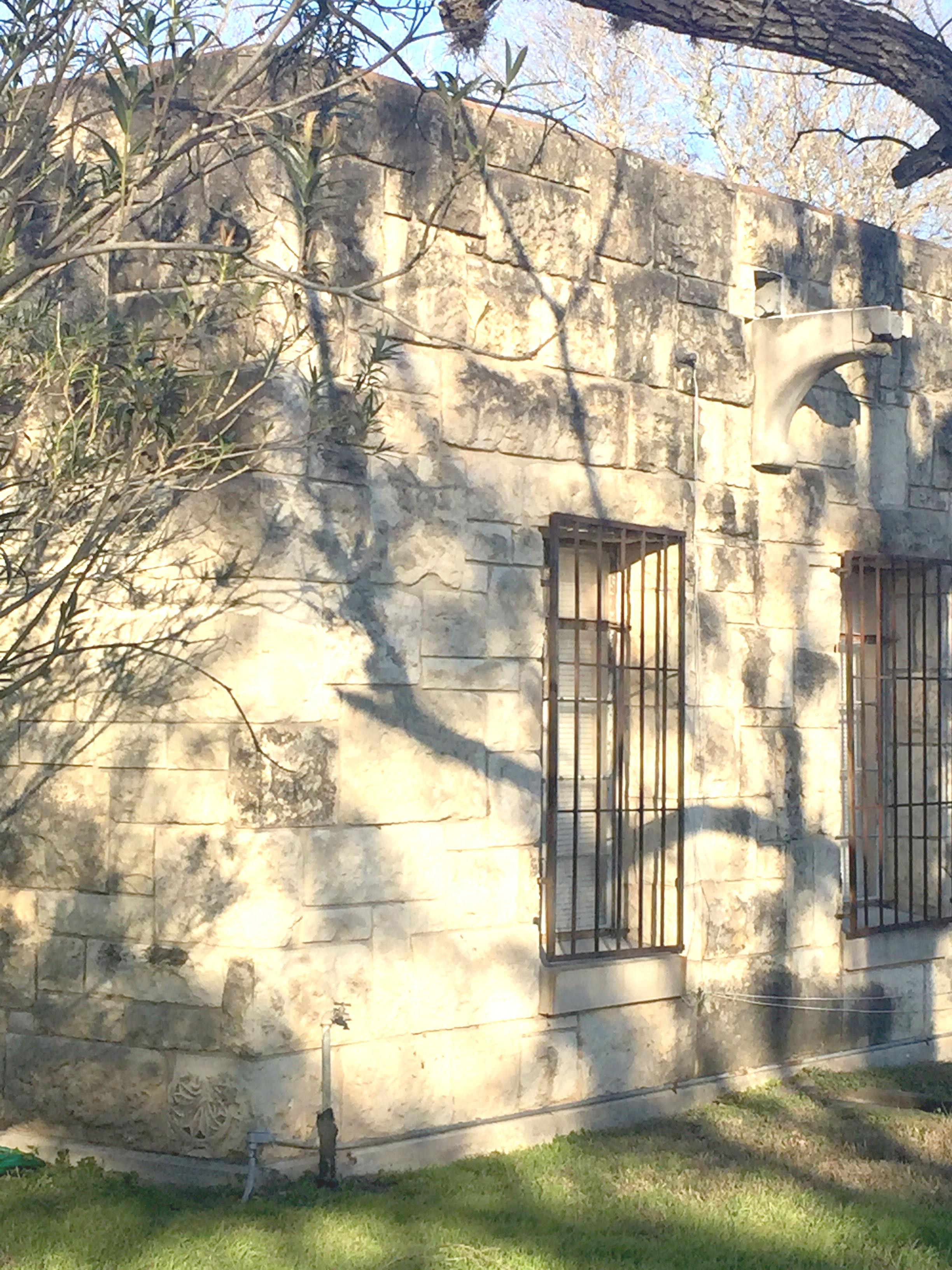 Mission Espada Priest House Stone Detail.JPG