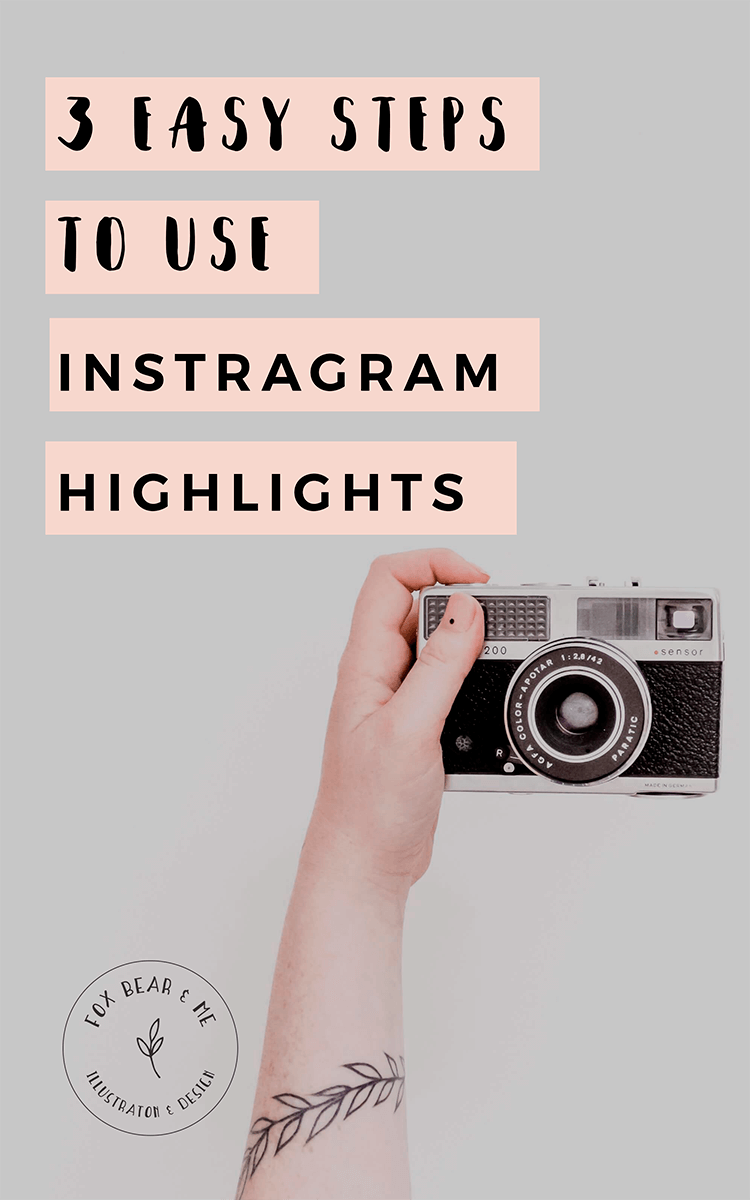 3 easy steps to use Instagram highlights