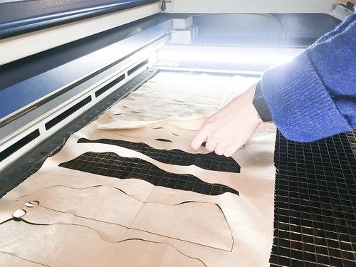 Laser Cut Process Project Reefstone