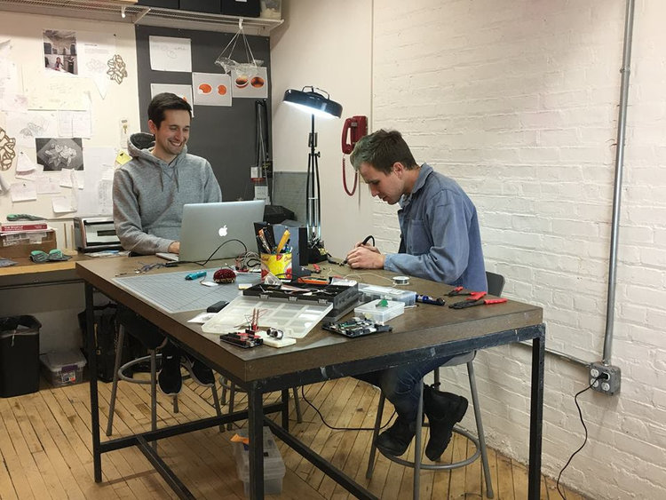 Remo Haptics Team. Click to Read More from NYU Tandon School of Engineering