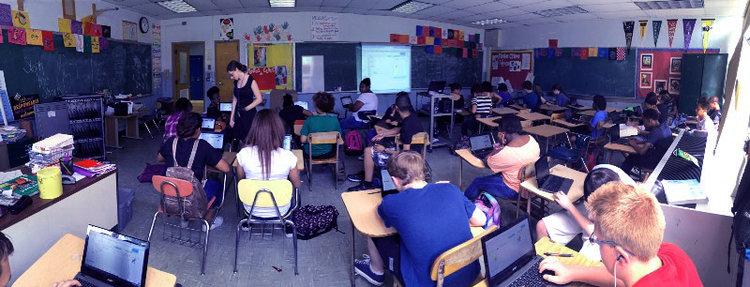 CodeHS Classroom