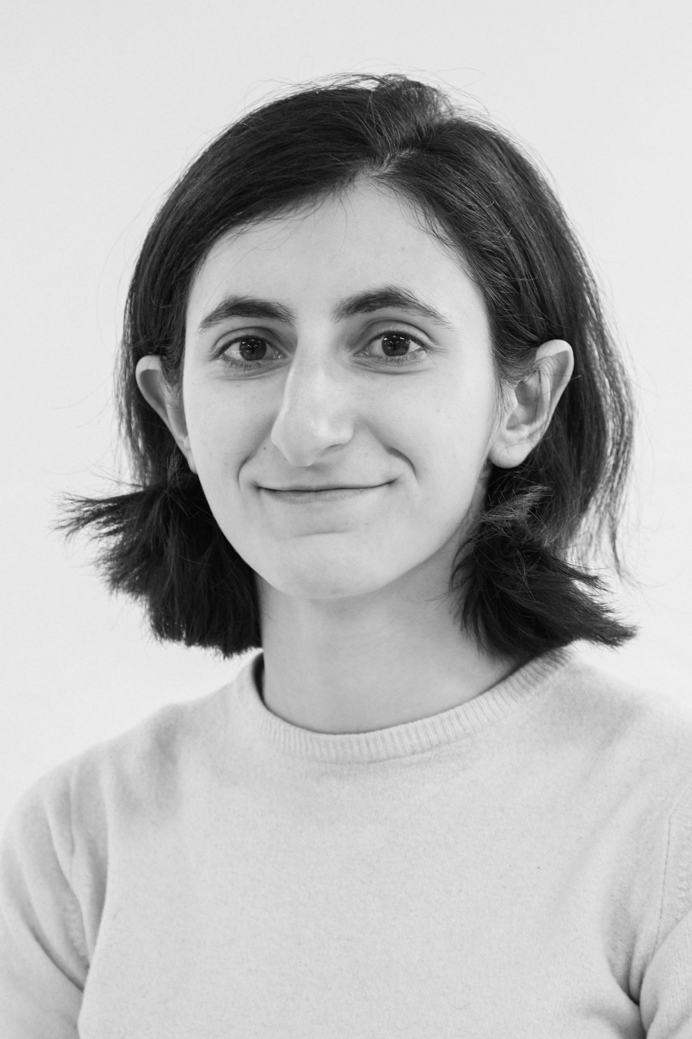 Olivia Burca, NadiX Garment Engineer